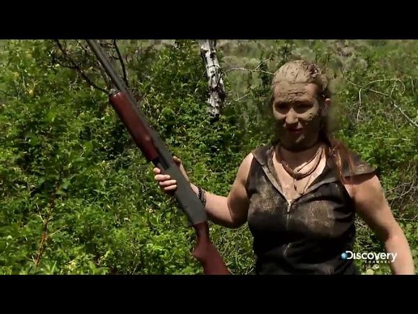 Аляска семья из леса сезон 4 серия 6 Охота