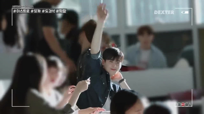 Рус. суб. ASTRO DDOCA with Do Kyungseok ft. Cha Eunwoo