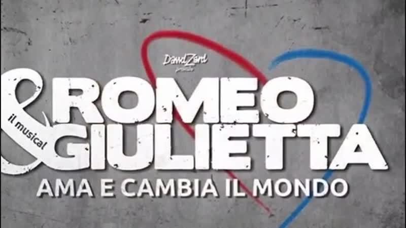 È stupendo vedervi da qui! GRAZIE PUBBLICO (Romeo e Giulietta 14102018)