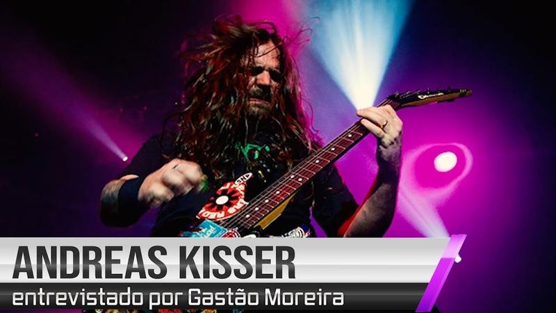 ANDREAS KISSER em Kaza! - entrevistado por Gastão Moreira