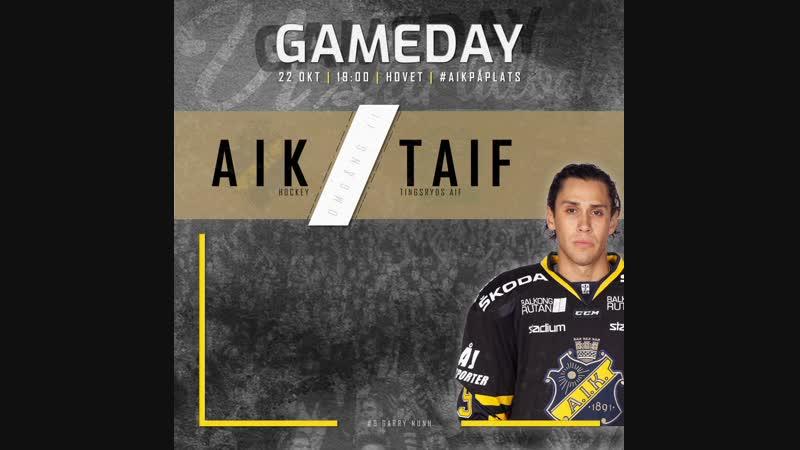 Highlights AIK Tingsryds AIF Hovet