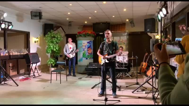 Ringreen - Любовь (live 07.03.19 by pn)