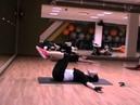 Упражнение для укрепления мышц живота. Фитнес мама- семинар SFC