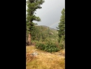🌈🌈🌈Спящий Саян под радугой