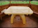 🔴 Wooden Homemade Furniture. Unusual Chairs, Tables .№2