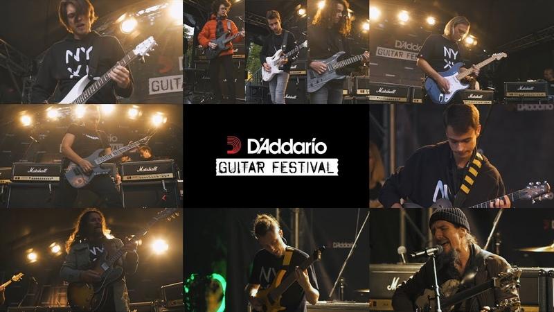 D'Addario Guitar Festival 2018, Moscow