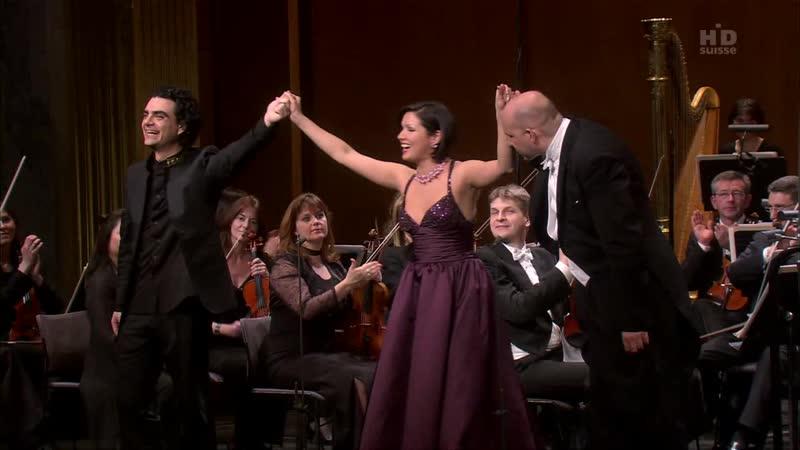 Anna Netrebko, Rolando Villazón Paris Concert (Orchestre national de Belgique, 03.2007)