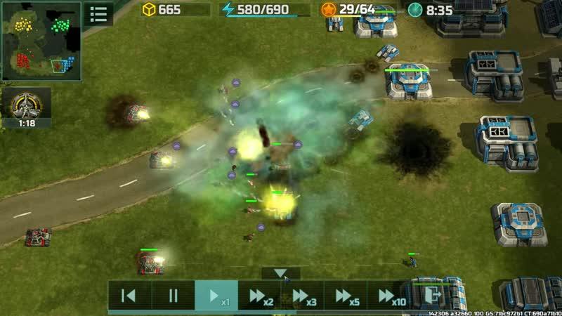 [Слава Герасимов] Аллигатор (23) против Викинга (24) 2VS2 Art of war 3