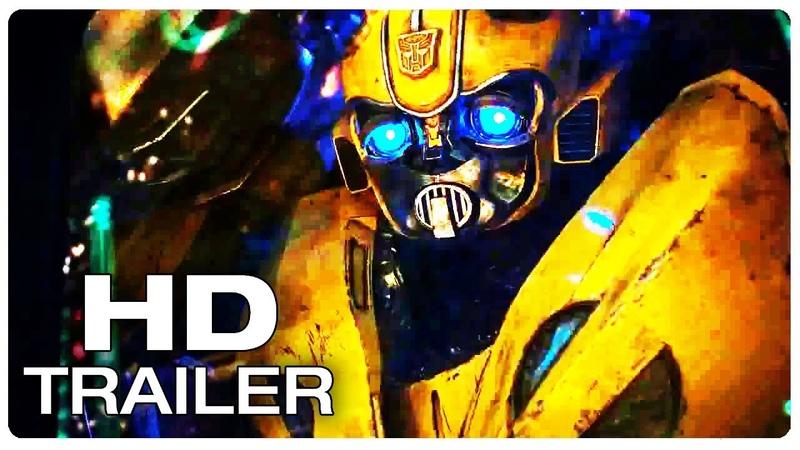 BUMBLEBEE Official Trailer 3 NEW 2018 John Cena Transformers Movie HD