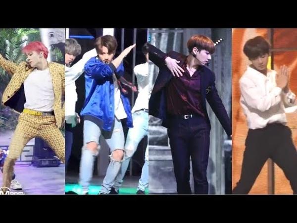 힘 100% 들어가는 정국 춤 모음 [방탄소년단/정국] BTS JUNGKOOK