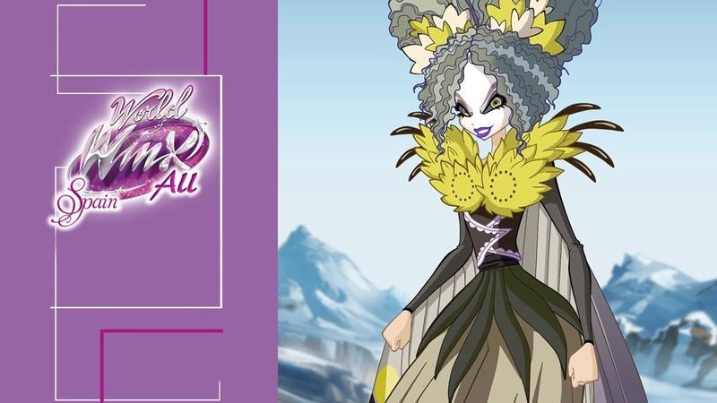 Winx Club - World of Winx 2 Español Castellano | Ep.7 Una flor en la nieve (Clip)