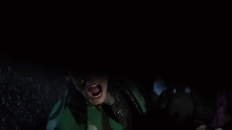 GOTHAM• SEASON 5x12• Batman catches Penguin Riddler