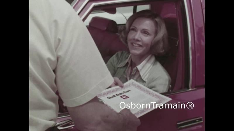 1978 Shell Oil Company Commercial - Gasoline - Shell Answer Man