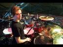 Elijah Wood Drummer Shania Twain LIVE at Madison Square Garden 2015