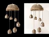 How to Make an DIY Ethnic DIY Room Decor Using Jute &amp Balloons Room Decorating Ideas Jute Craft