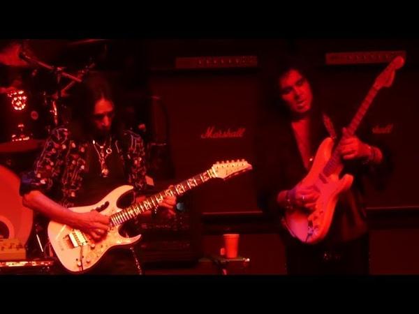 Bohemian Rhapsody Steve Vai Malmsteen Zakk Wylde@Sands Bethlehem, PA 11/27/18