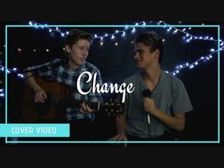 Ky Baldwin & Jake Clark - Change (Charlie Puth ft. James Taylor Cover) • Австралия | 2018