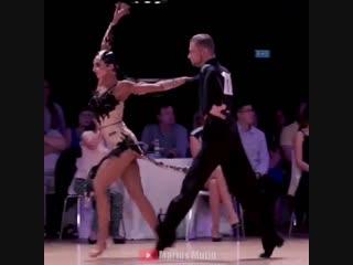 Samba by Alexey Dolgushin and Ksenia Piatakhina.