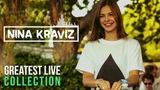 NINA KRAVIZ The GREATEST Live Collection 2018 HD