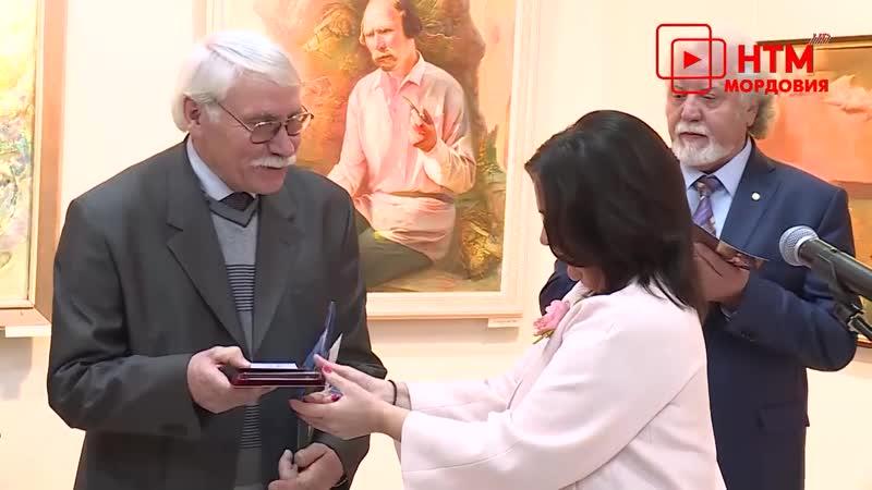 Открытие выставки «Время и современники Александра Шадрина» (НТМ)