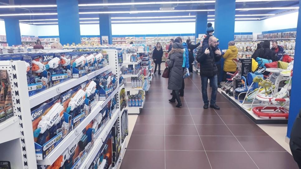 2394af4fc72a В Воркуте открылся магазин федеральной сети «Детский мир» -  Vorkuta-Online.Ru