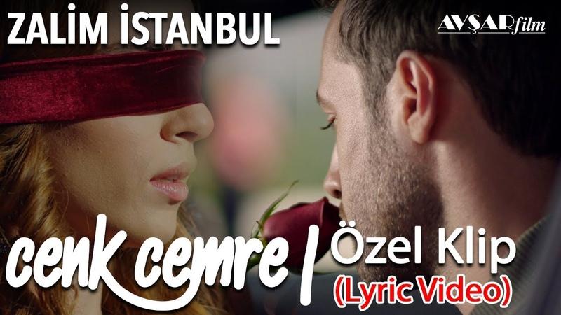 Cenk Cemre Özel Klip | Ben Sende Tutuklu Kaldım (Lyric Video) Zalim İstanbul