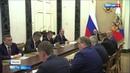 Вести недели. Эфир от 24.09.2017. Путин принял в Кремле 16 избранных губернаторов