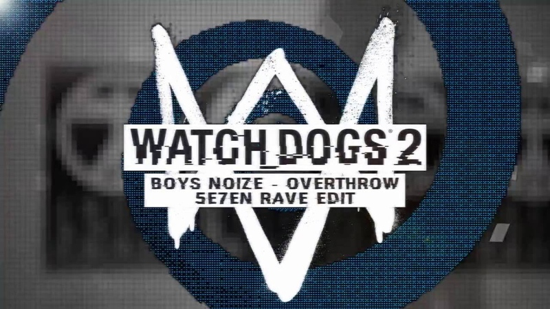 Boys Noize - Overthrow (5E7EN Rave Edit)