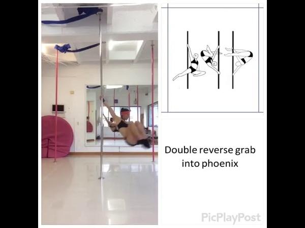 ST24 DOUBLE REVERSE GRAB INTO PHOENIX. 0.9. By Sandra Toro