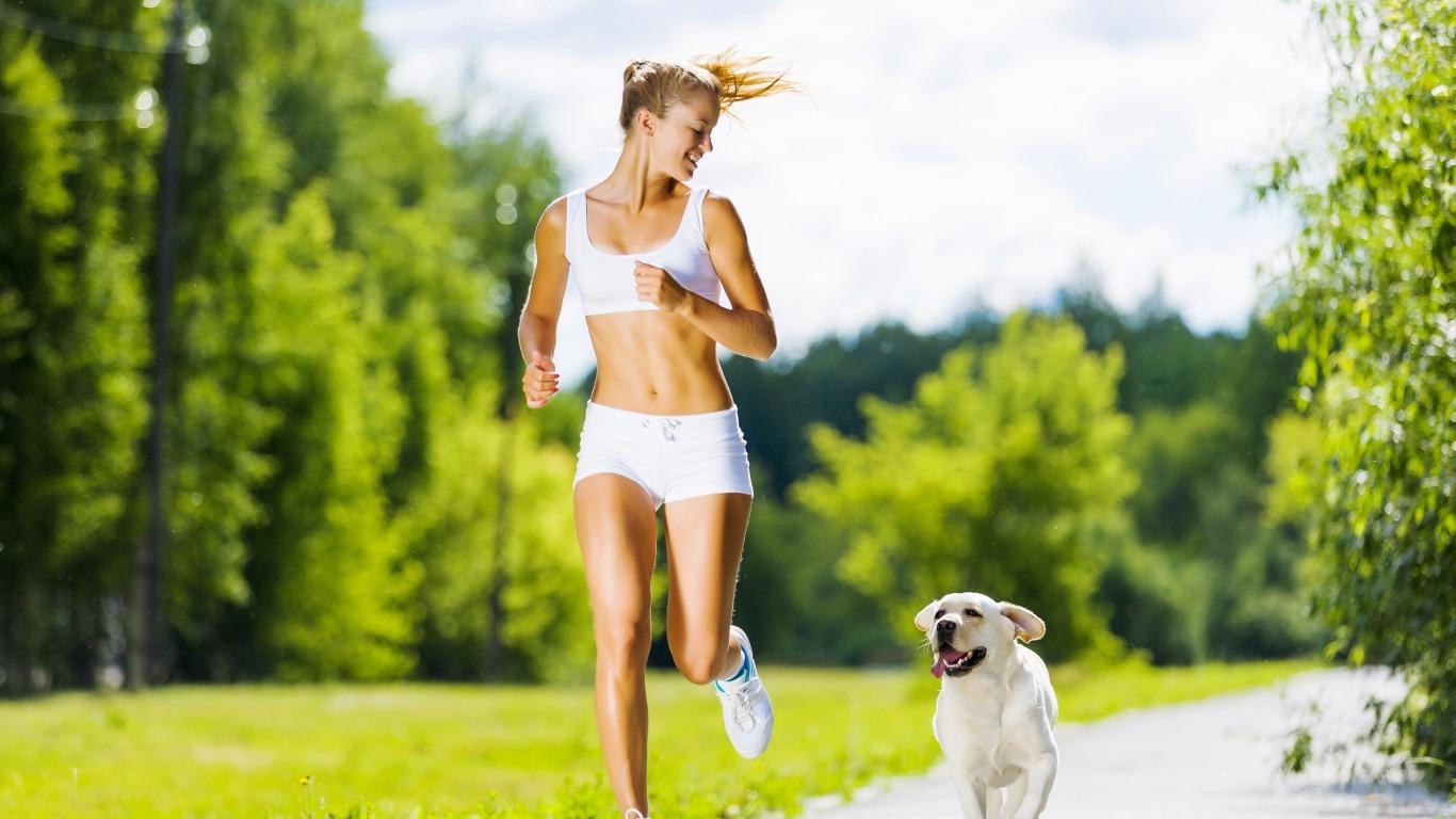 Физическая активность летом