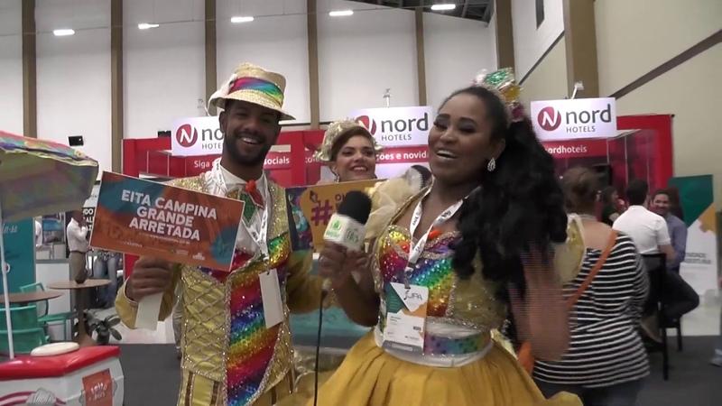 HORÁRIO NOBRE EM JOÃO PESSOA! FESTIVAL DE TURISMO