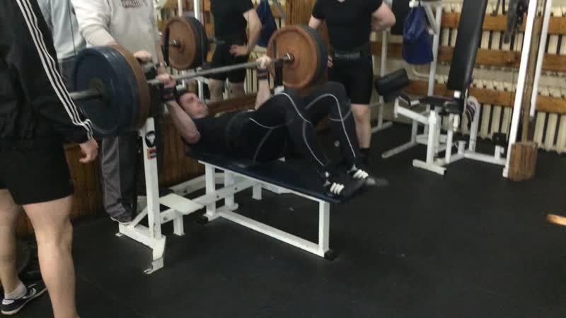 Жим 150kg