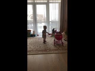 Мария Шевченко, 15 месяцев