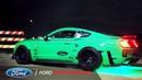 Vaughn Gittin Jr. Drifts Four Leaf Clover in 900HP Mustang | Ford Performance