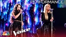 "Chevel Shepherd & Kelly Clarkson: ""Rockin' with the Rhythm of the Rain"" - The Voice 2018 Live Finale"