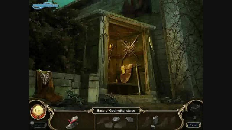 Dark Parables Curse of Briar Rose Collectors Edition (Геймплей)