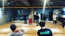 """이다빈 on Instagram: """"고맙다 서가대 댄브 스케치 ver~🎬 강한비트를 살리고싶은 제 맘을세븐틴멤버들이 너무너무 잘표현해줘서 너무 너무 고맙고맙!!👍👍😄😍 세븐틴 seventeen 서가대 고맙다 댄스브레이크 choreogrphy 스케치..."""