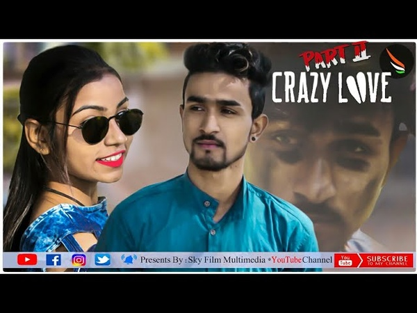 Crazy Love Story With Cover Song Part 2 || Dil Cheer Ke Dekh || S.F.M