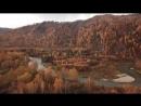 Хакасия Осень Осенние пейзажи на Околице Россия