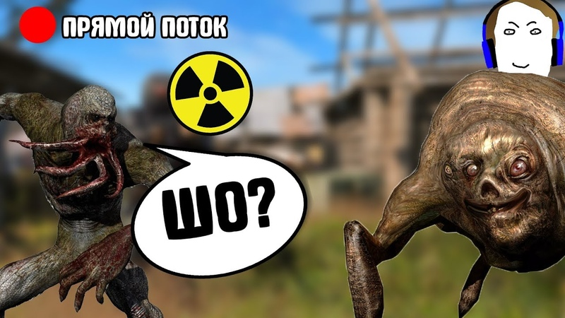 STALKER. Call of Chernobyl. Коплю состояние.