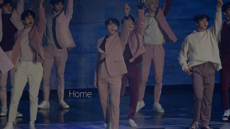 190121 Seventeen - HOME (승관 focus)