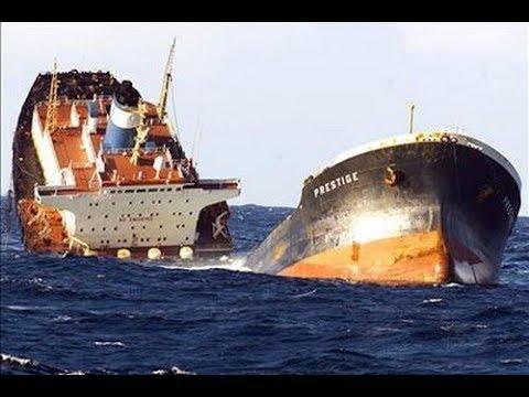 Аварии кораблей, судов и яхт