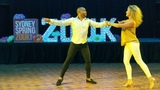 SSZF2018 Fernanda &amp Carlos in performance ~ Zouk Soul