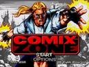 Comix Zone Sega Genesis