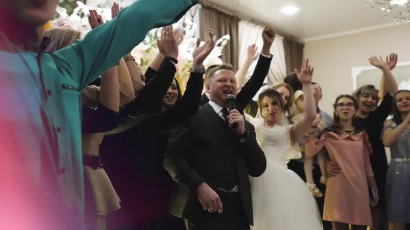 Ведущий Сергей Сергеев Свадебное Промо-Видео