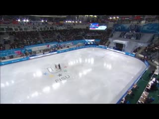 Алиса Ефимова Александр Коровин ПП Универсиада 2019