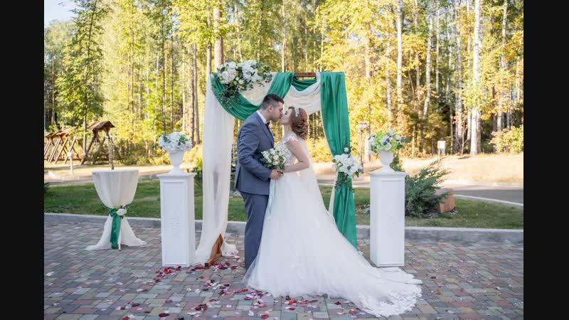 Свадьба в Жемчужине Золотого кольца, оформление - Студия событий Александры Демидовой 89209331155