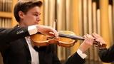 М. Брух. Концерт №1 для скрипки с оркестром соль минор (фрагмент)