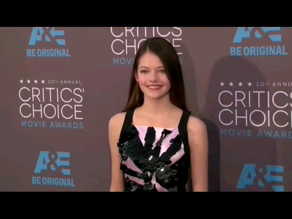 Annual Critics Choice Awards — Mackenzie Foy, 2015
