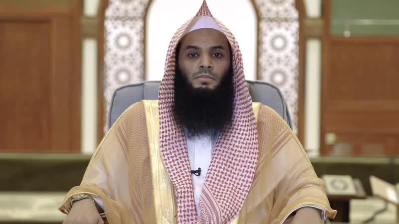 من التلفزيون السعودي .. يا أيها النبي إنَّا أرسلناك بالحق بشيراً ونذيراً الحارث الصالح